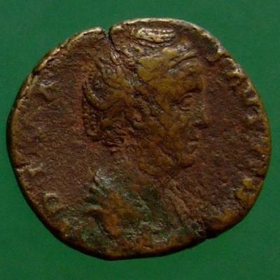 Antoninus I. Pius (138-161); Rom; 141 - 161; Dupondius; RIC 1177a- 1179