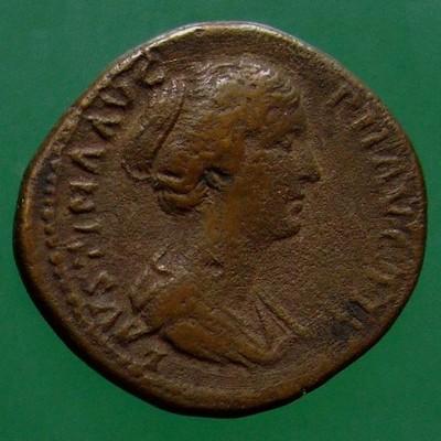 Antoninus I. Pius (138-161); Rom; 145 - 161; Sesterz; RIC 1379
