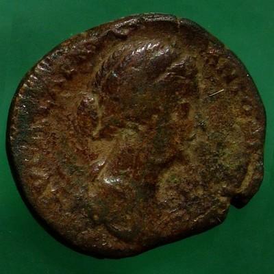 Marcus Aurelius (161-180) und Lucius Verus (161-169) (Gemeinherrschaft); Rom; 161 - 167; Sesterz; MIR Lu 11-6/2a
