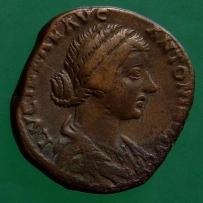 Marcus Aurelius (161-180) und Lucius Verus (161-169) (Gemeinherrschaft); Rom; 161 - 167; Sesterz; MIR Lu 16-6/2a