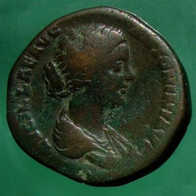 Marcus Aurelius (161-180) und Lucius Verus (161-169) (Gemeinherrschaft); Rom; 161 - 167; Sesterz; MIR Lu -