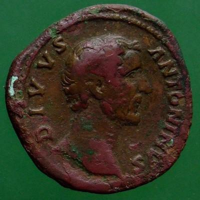 Marcus Aurelius (161-180) und Lucius Verus (161-169) (Gemeinherrschaft); Rom; 161; Sesterz; MIR 18 27-6/10