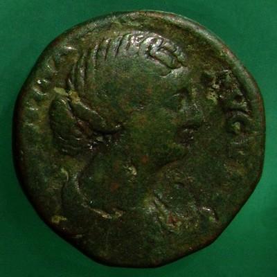 Marcus Aurelius (161-180) und Lucius Verus (161-169) (Allein- bzw. Gemeinherrschaft); Rom; 161 - 176; Sesterz; MIR Fa 25-6/5c
