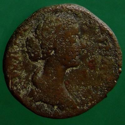 Marcus Aurelius (161-180) und Commodus (180-192) (Allein- bzw. Gemeinherrschaft); Rom; 176 - 180; Sesterz; MIR Fa ?