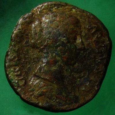 Marcus Aurelius (161-180) und Commodus (180-192) (Allein- bzw. Gemeinherrschaft); Rom; 178 - 182; Sesterz; MIR Cr 4-6/3a