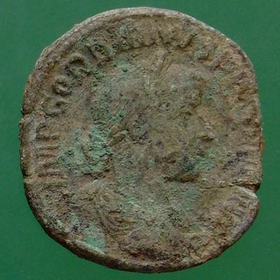 Gordianus III. (238-244); Rom; 241 - 243; Sesterz; RIC 318a