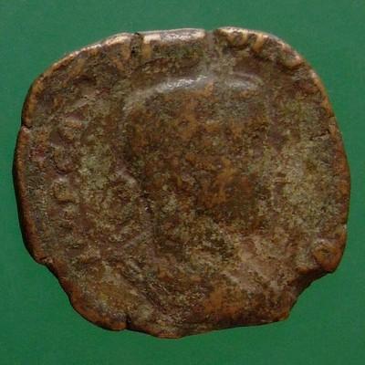 Trebonianus Gallus (251-253) und Volusianus (251-253) (Gemeinherrschaft); Rom; 251; Sesterz; RIC 253a