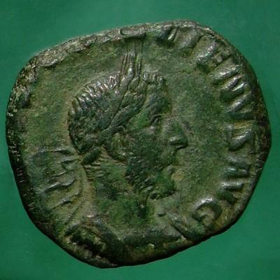 Valerianus I. (253-260) und Gallienus (253-268) (Gemeinherrschaft); Rom; 253 - 254; Sesterz; MIR 36 14v, RIC 207 (F)