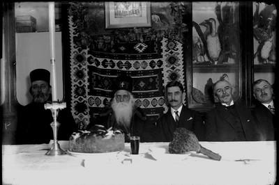 'Slava' ceremony of the colonial merchants