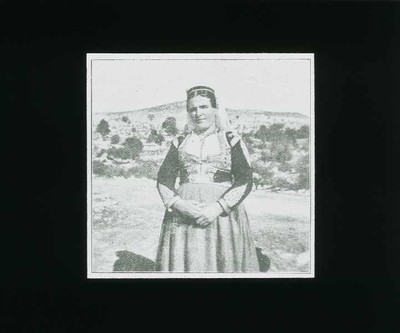 Herzegovinian women's costume