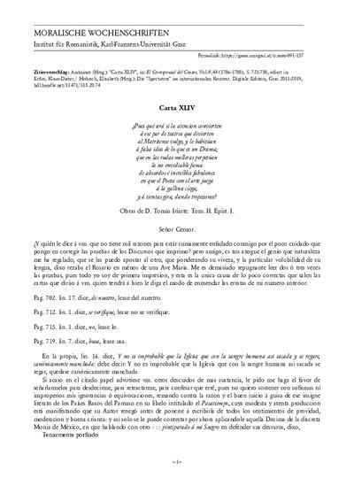 Carta XLIV