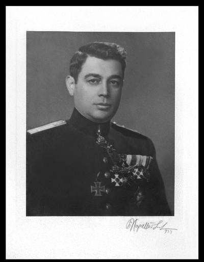 Portrait of Boris Kolchev
