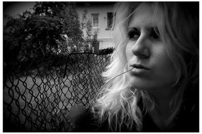 Self-portrait of Bilyana Braykova Karastoyanova