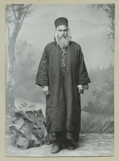 Bulgarian Village Priest