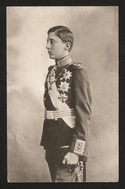 Prince Kiril of Bulgaria