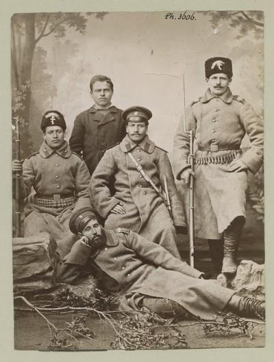 Bulgarian soldiery