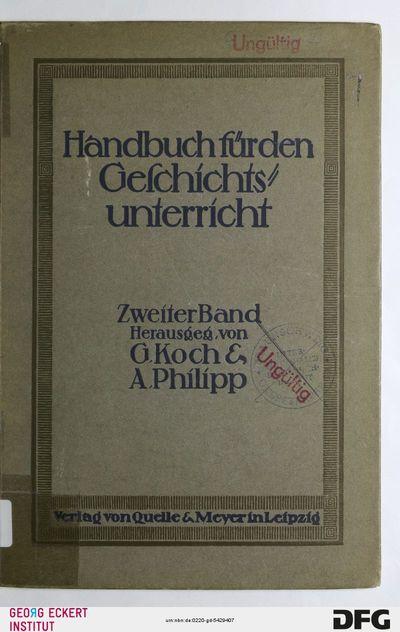 [Bd. 2], Bd. 2