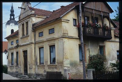 Kostanjevica na Krki - Hiša Oražnova 24, fotografija