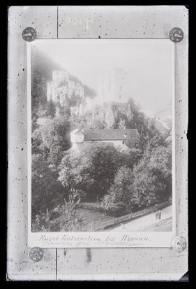 Begunje na Gorenjskem - Grad Kamen (fotografija), fotografija