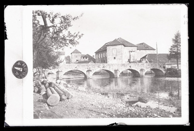 Ribnica - Grad, fotografija