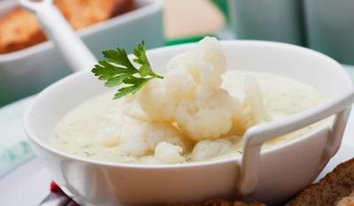 Селска супа от карфиол