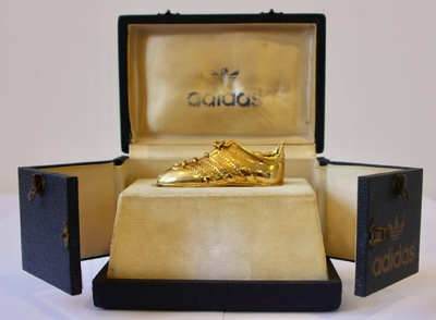 Tony Kellow's Golden Boot