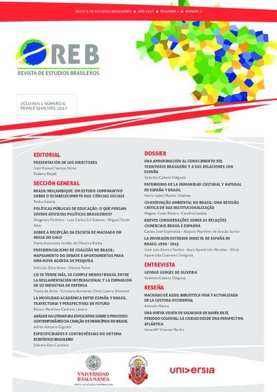 Revista de Estudios Brasileños vol.4 nº6