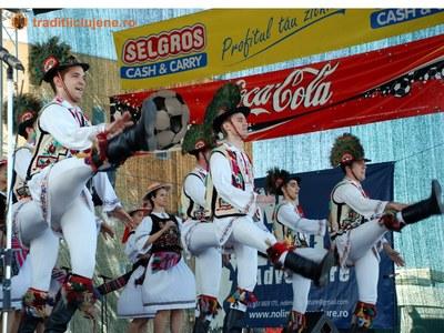 Festivalul culturii şi tradiţiilor populare Serbările Transilvane, Cluj-Napoca