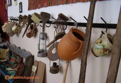 Ceramică tradiţională, muzeul etnografic din Tritenii de Jos