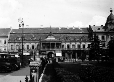 Palatul Bánffy (Piaţa Unirii)