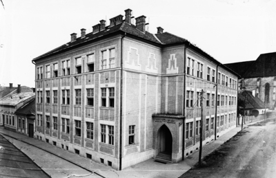 Liceul Teoretic Apáczai Csere János (strada I.C. Brătianu)
