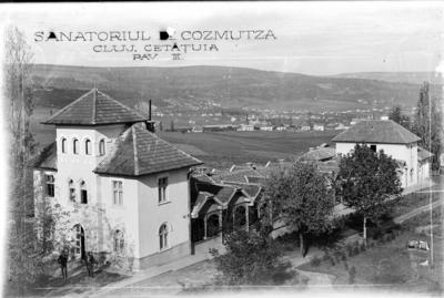 Sanatoriul Dr. Cozmutza (Dealul Cetăţuia)