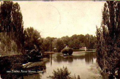 Parcul Bibescu - lacul