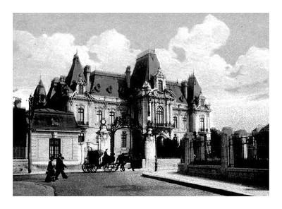 Palatul Dinu Mihail - 1