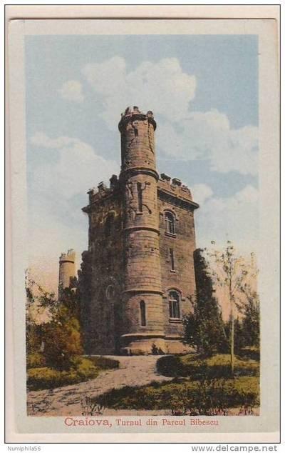 Castelul din Parcul Bibescu
