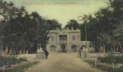 Terasa din Parcul Bibescu