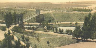 Vedere din Parcul Bibescu, după inaugurare