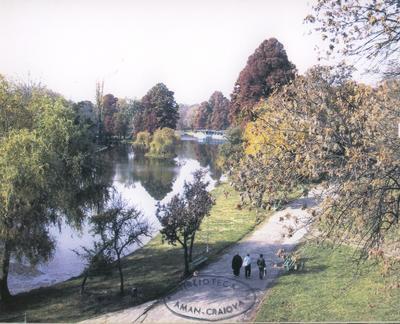 Parcul Bibescu - la 100 de ani