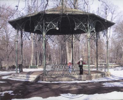 Chioşcul rustic - la 100 de ani