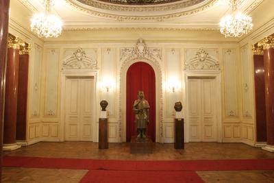 Interior al Muzeului de Artă din Craiova_58