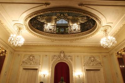 Interior al Muzeului de Artă din Craiova_59