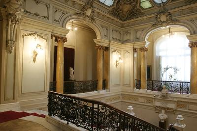 Interior al Muzeului de Artă din Craiova_63