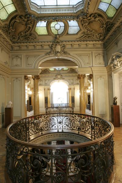Interior al Muzeului de Artă din Craiova_67