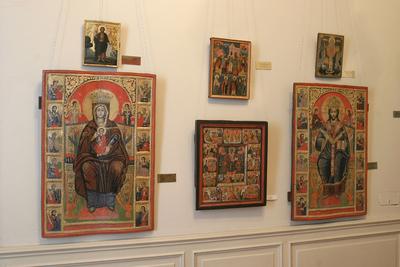 Interior al Muzeului de Artă din Craiova_84