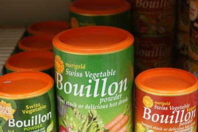 vegetable bouillon powders