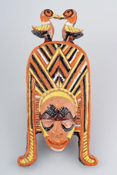 Falidísz - Afrikai törzsi álarc