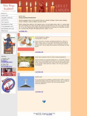 Tebe Boga hvalimo! : online časopis za liturgiju
