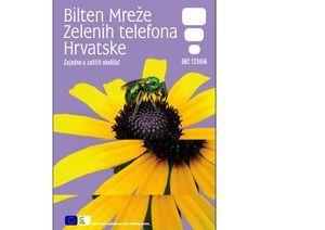 Bilten Mreže Zelenih telefona Hrvatske