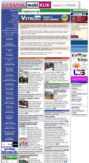 Glasnik-SSN : informativno glasilo Samobora i Svete Nedelje