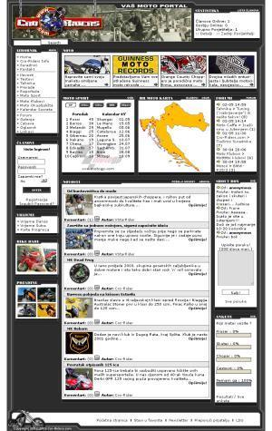 Cro-riders.com : vaš moto portal